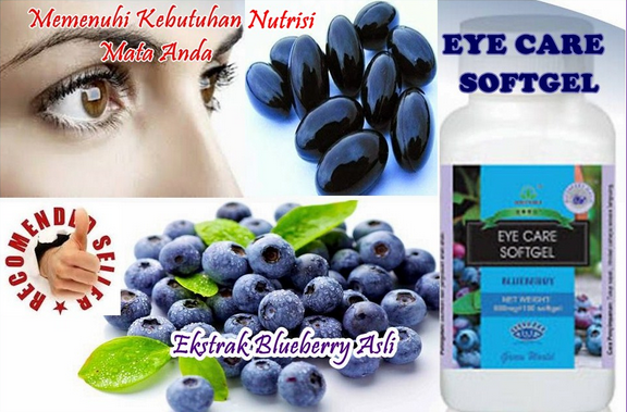 Eye Care Softgel a